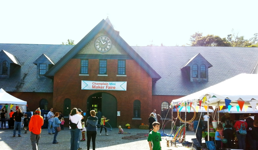 Mini Maker Faires Around theRegion