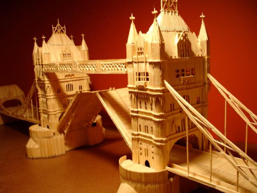 Meet the Makers: ToothpickWorld