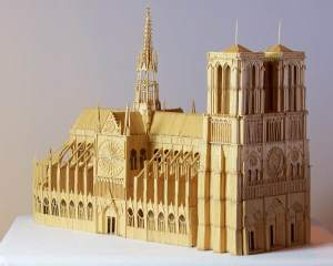 Toothpick Cathedral