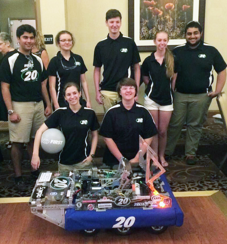 Meet the Makers: First Robotics Competition Team 20