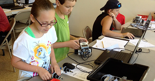 Meet the Makers: Schoharie Mohawk Initiative for Science andTechnology