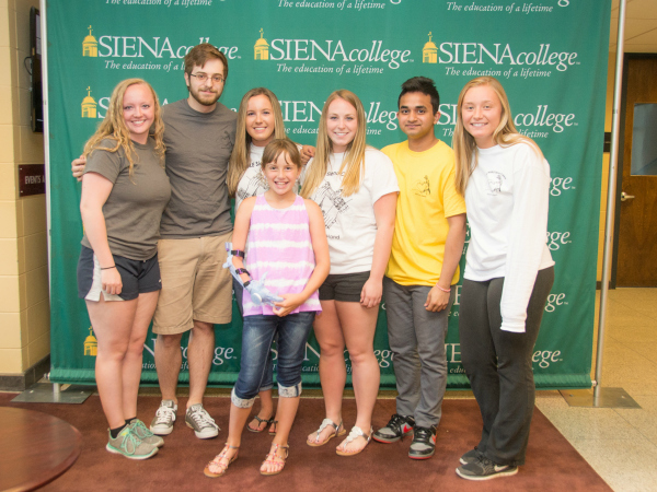 Meet the Makers: Siena College Physics Makers